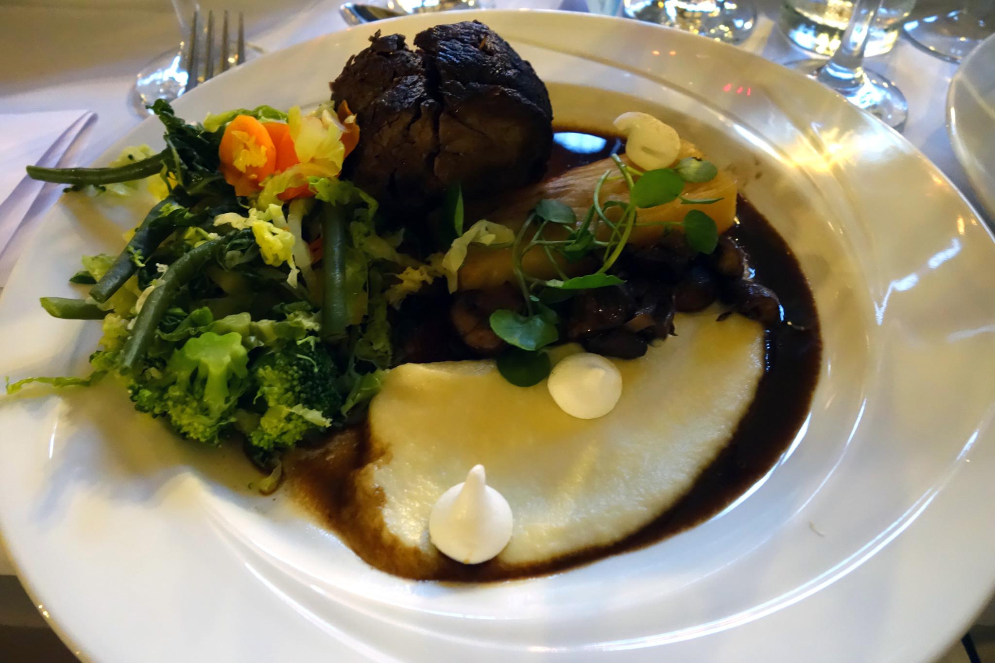 Westminster College Cambridge Beef