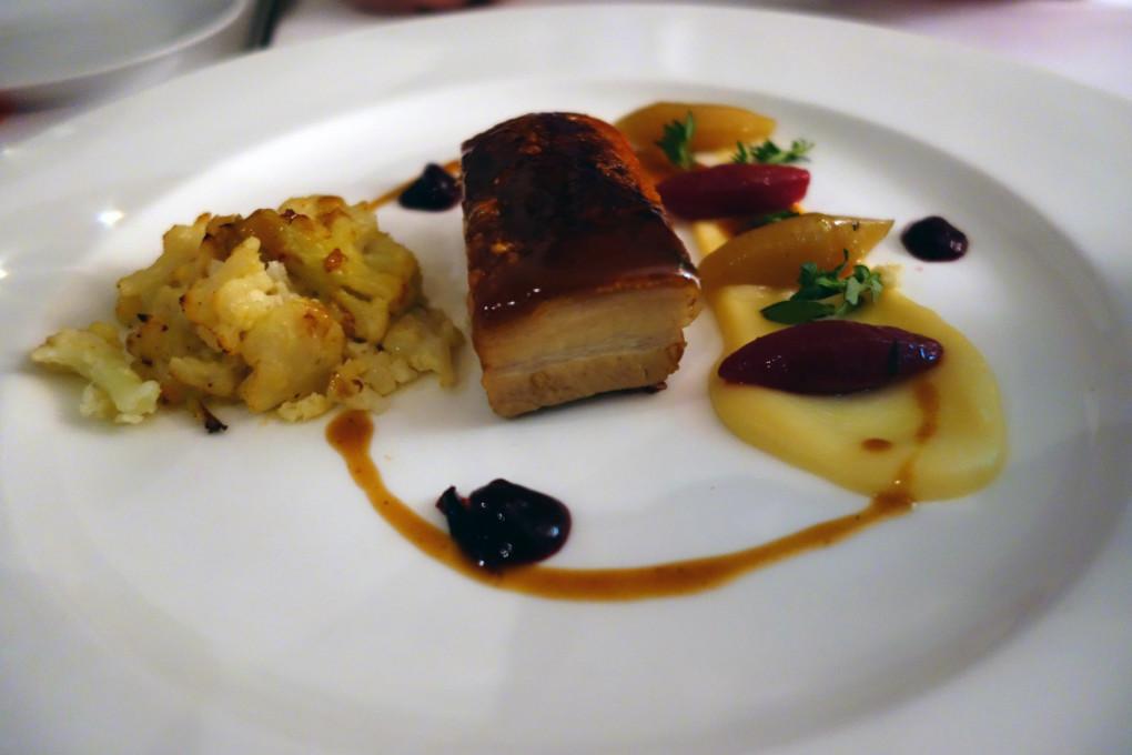 tartufo pork